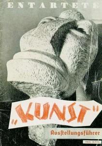 """Degenerate Art"" in German"