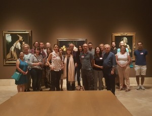 with my Art History Channel Meetup group at the Norton Simon Museum.  Join us on the next museum outting, see link in shownotes